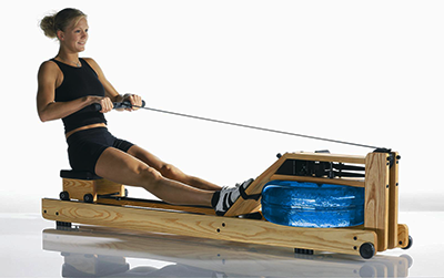 Waterrower Review - Really how good is a water rowing machine?
