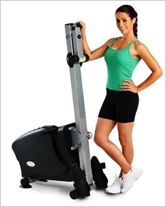 Lifespan Fitness RW1000 Folded