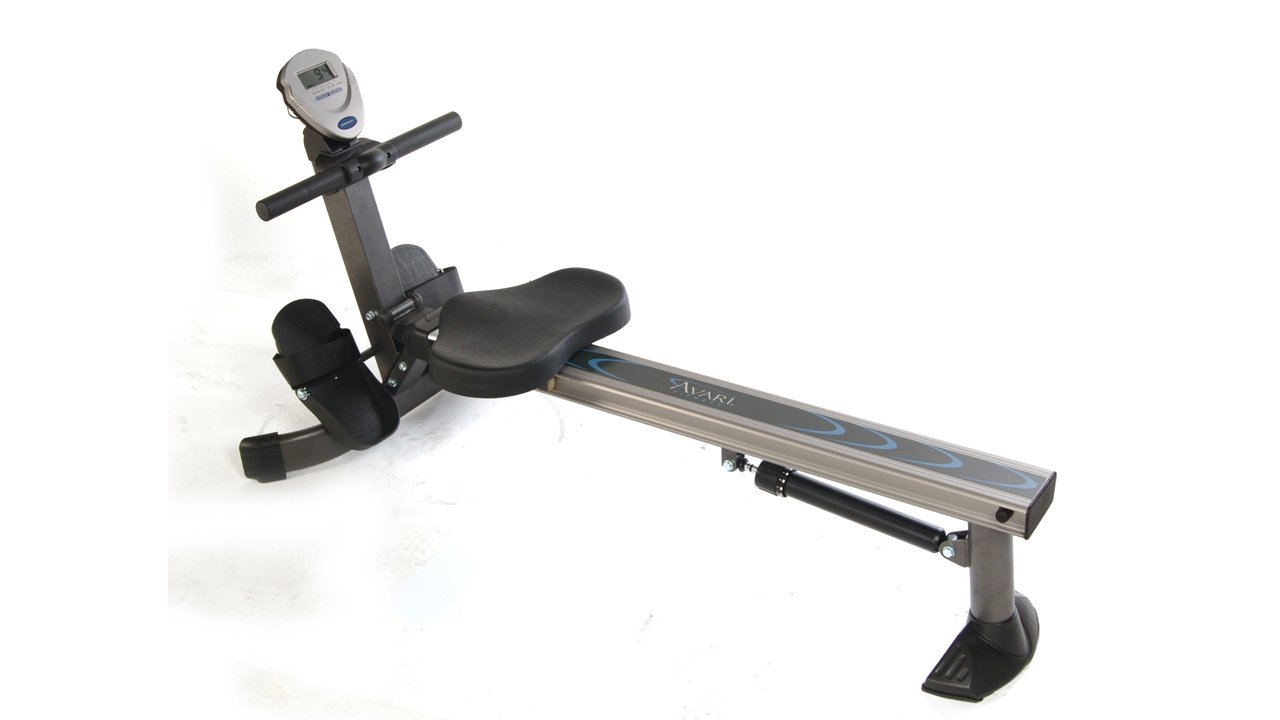 rowing machine arms