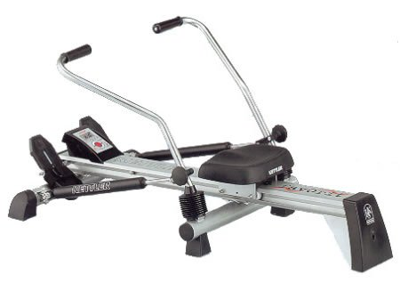 kettler kadett rowing machine