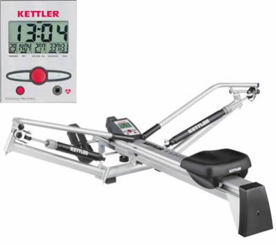 kettler favorit rowing machine review