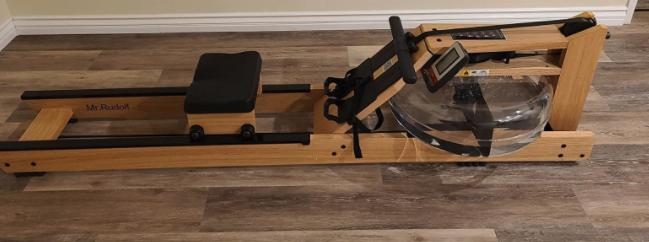 Mr Rudolf Rowing Machine